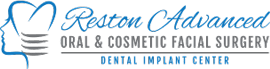 Reston Advanced Oral and Facial Cosmetic Surgery | Dental Implant Center Mobile Logo