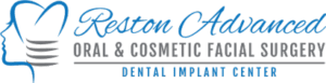 Reston Advanced Oral and Facial Cosmetic Surgery | Dental Implant Center Tablet Logo v1