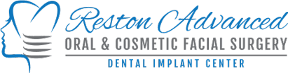 Reston Advanced Oral and Facial Cosmetic Surgery | Dental Implant Center Tablet Logo